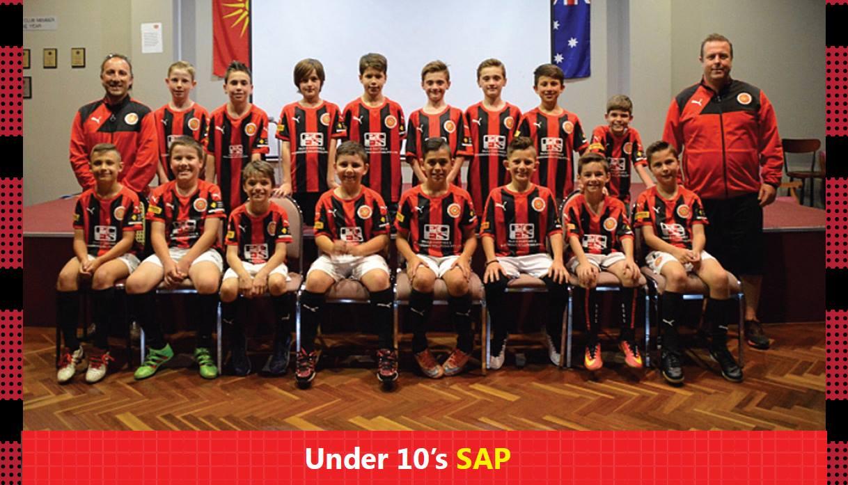 Under 10 SAP