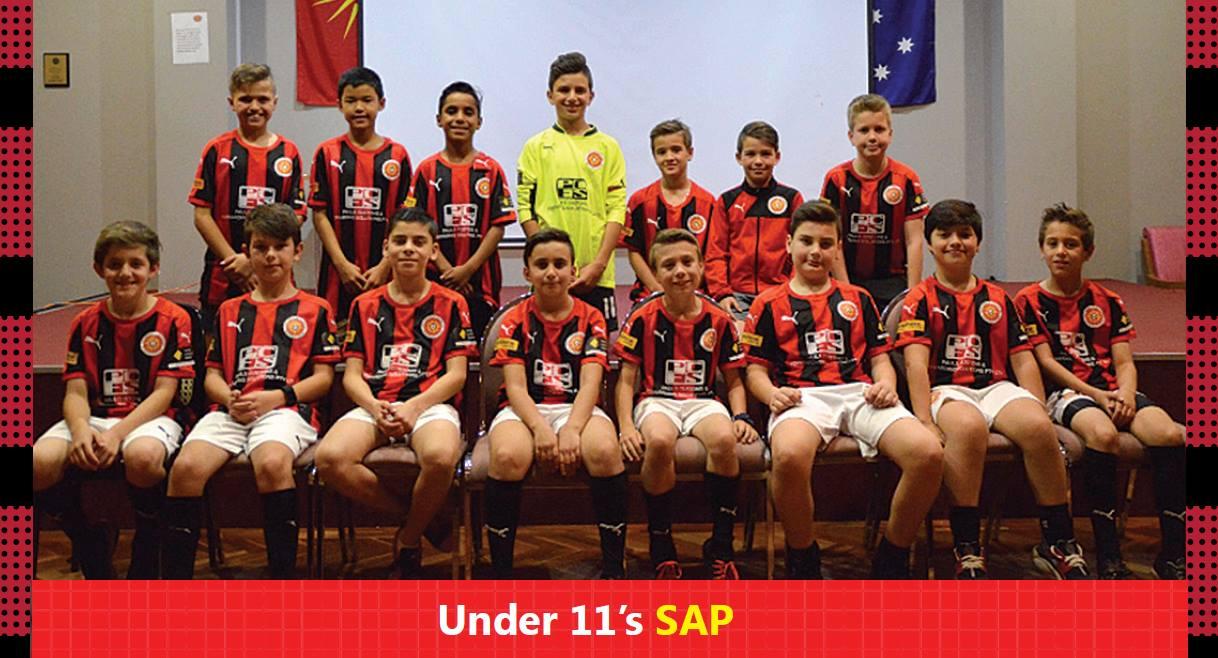 Under 11 SAP