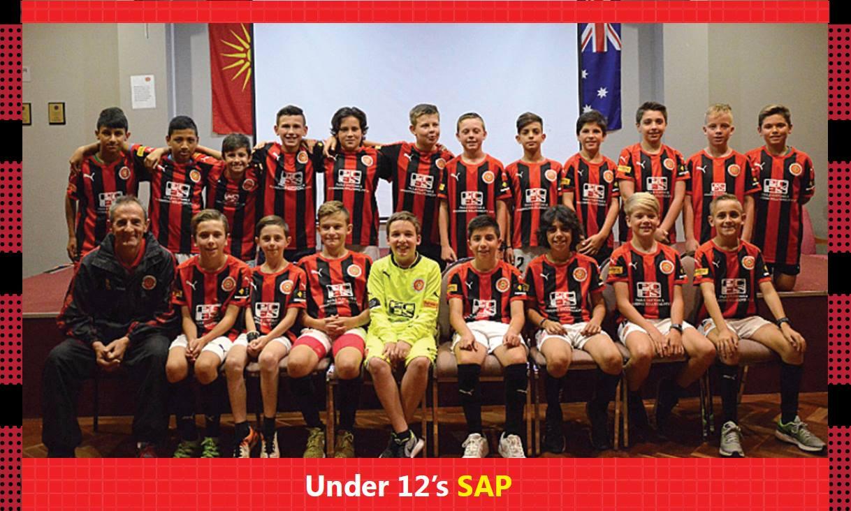 Under 12 SAP