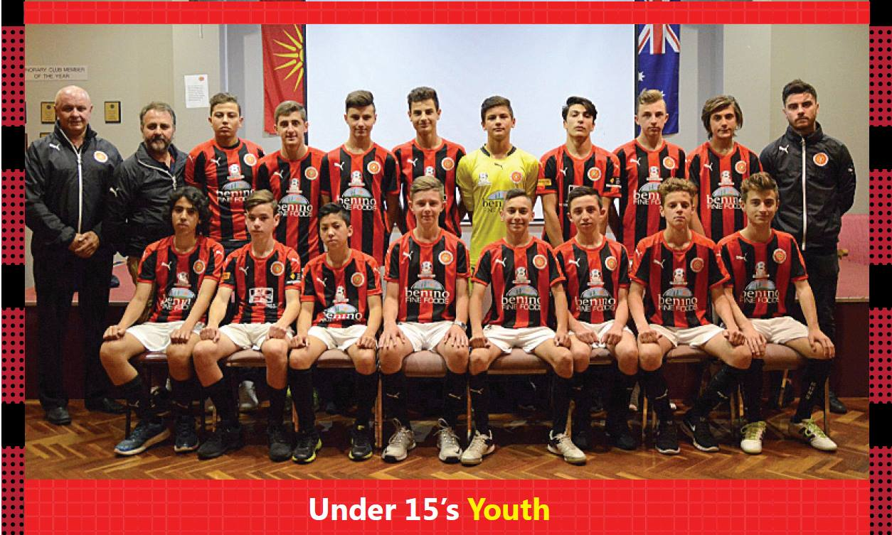 Under 15 Youth