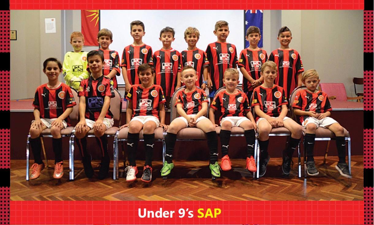 Under 9 SAP